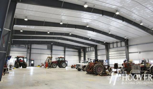 Zimmerman Farm Service Steel Buildings