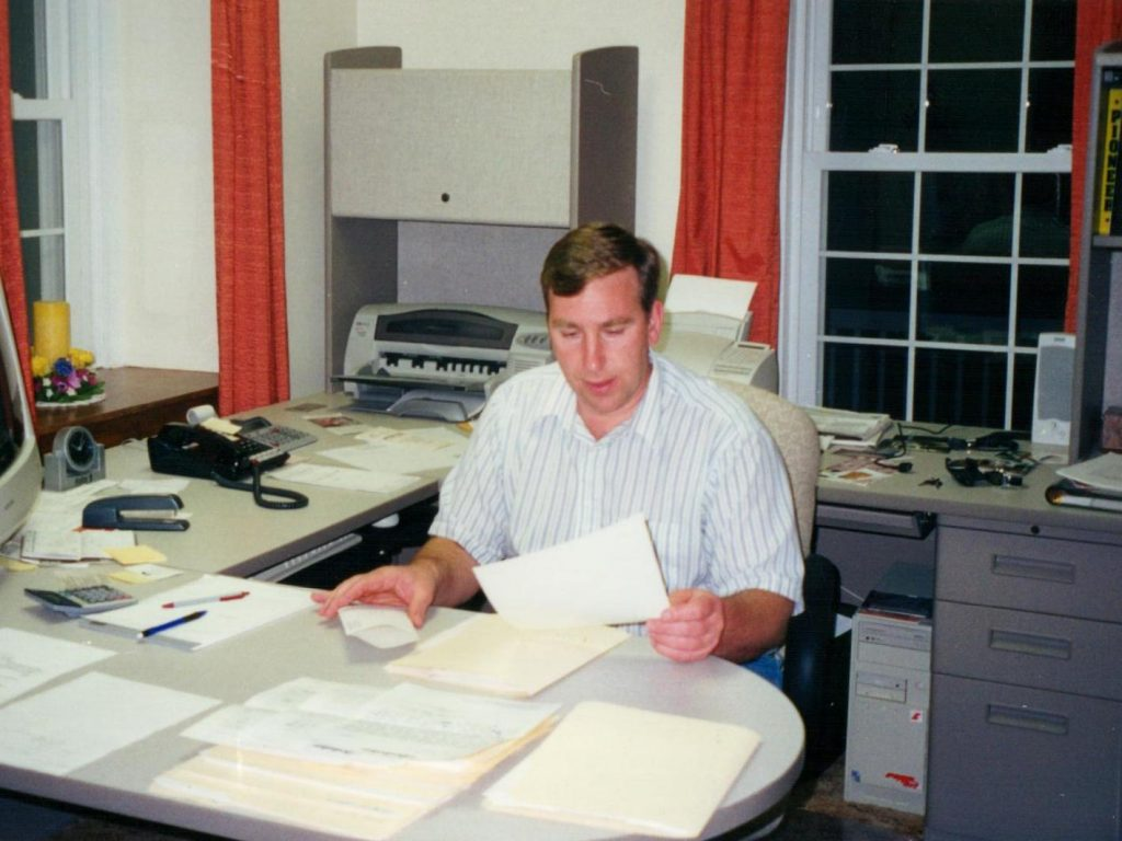 Richard office