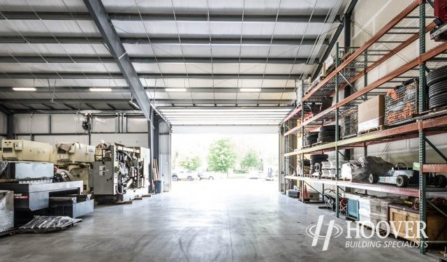 industrial storage facility in temple pa