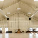 church gym addition