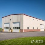 pre-engineered steel building in chester county