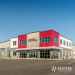 large pre-engineered building in lancaster county