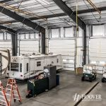 RV warehouse space