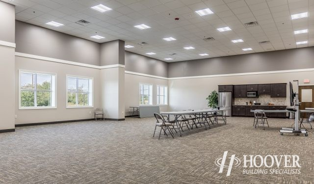 interior office spaces