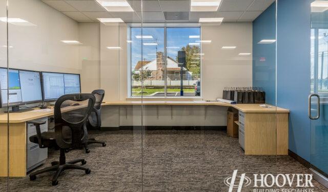 modern office space builders in pa