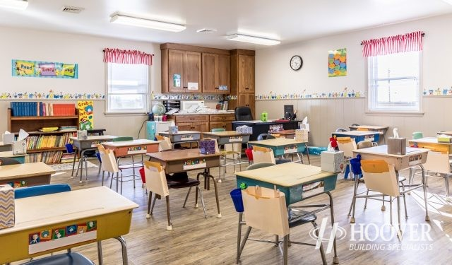 classroom interior designers in pa