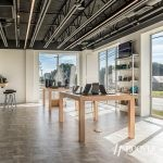 new office building space