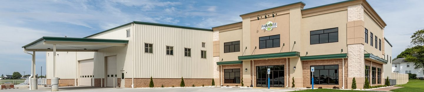 Paradise Concrete Solutions Warehouse and Office Space