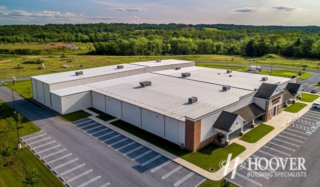 new commercial construction companies in pa