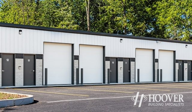 Rockhill Contractor Services Pre-Engineered Steel Building in Bucks County