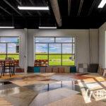 designed interior office space