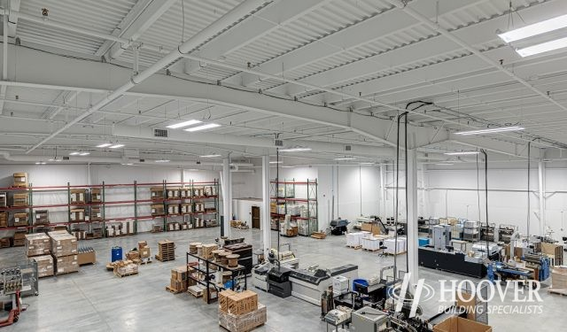 warehouse builders in lancaster county