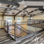 interior basketball court design