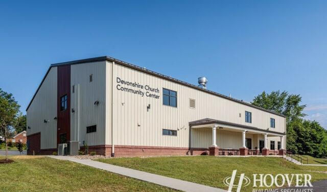 steel community center